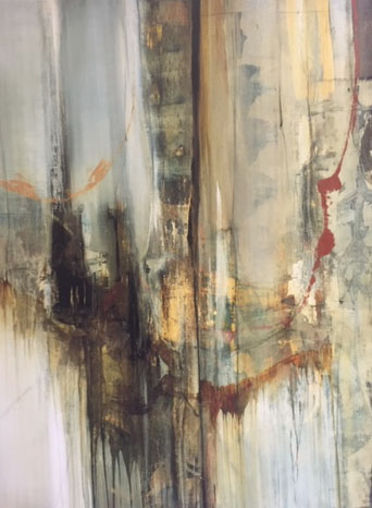 """Abstract 2  36x48"""""""