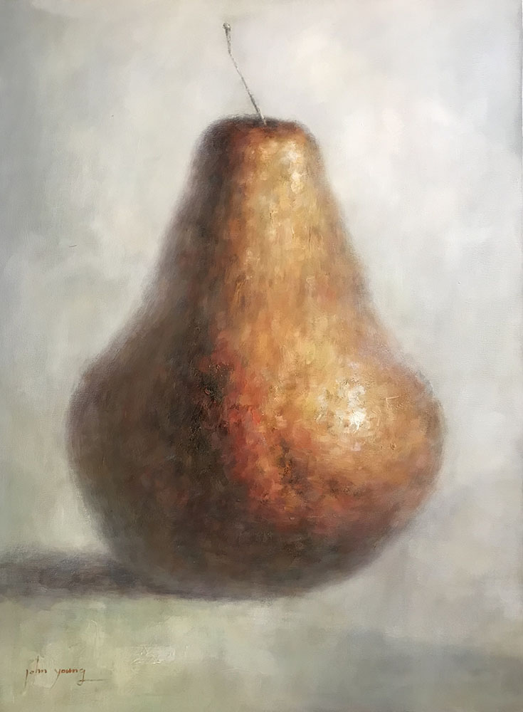 17-24673 Young Pear 36x48 oil on canvas.jpg
