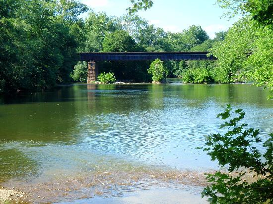 The Monocacy is a designated scenic river. Beginning in Pennsylvania outside of Gettysburg, the Monocacy winds it's way through Frederick county farm country until it empties into the Potomac River near Dickerson Maryland. The Monocay is a prime Small Mouth Bass fishery.