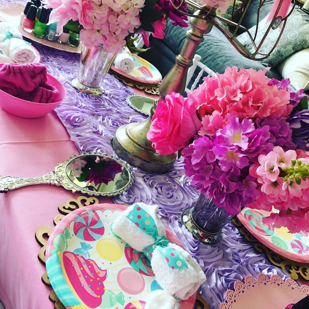 A Fun Girls Birthday Party Idea For Children In The Houston Area