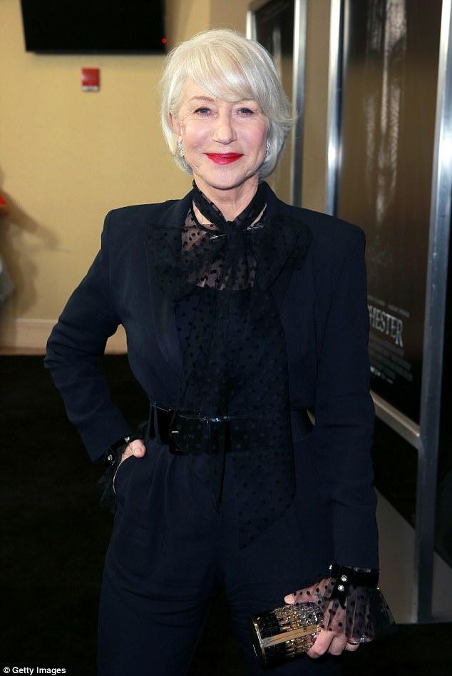 Helen Mirren: Winchester Premiere