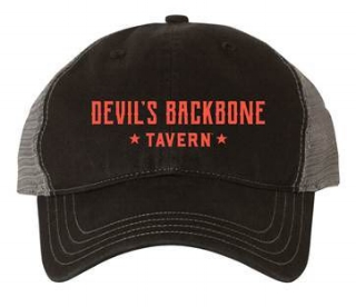 Devil's Backbone Vintage Logo Embroidered -