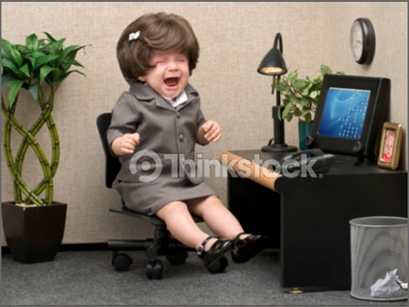 Original Search: Angry Employee    (Thinkstock)