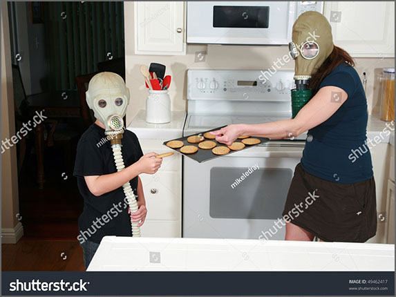 Original Search: Fresh Baked Cookies  (Shutterstock)