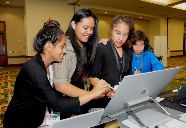 During the Hawaii STEM Conference, students and educators will have first-hand exposure to advanced technologies and the latest software training.