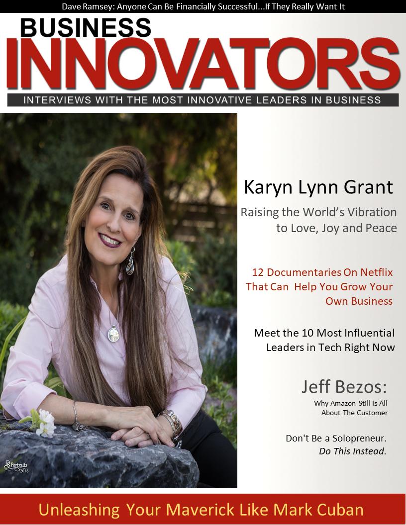 Karyn Lynn Grant in Business Innovators Magazine