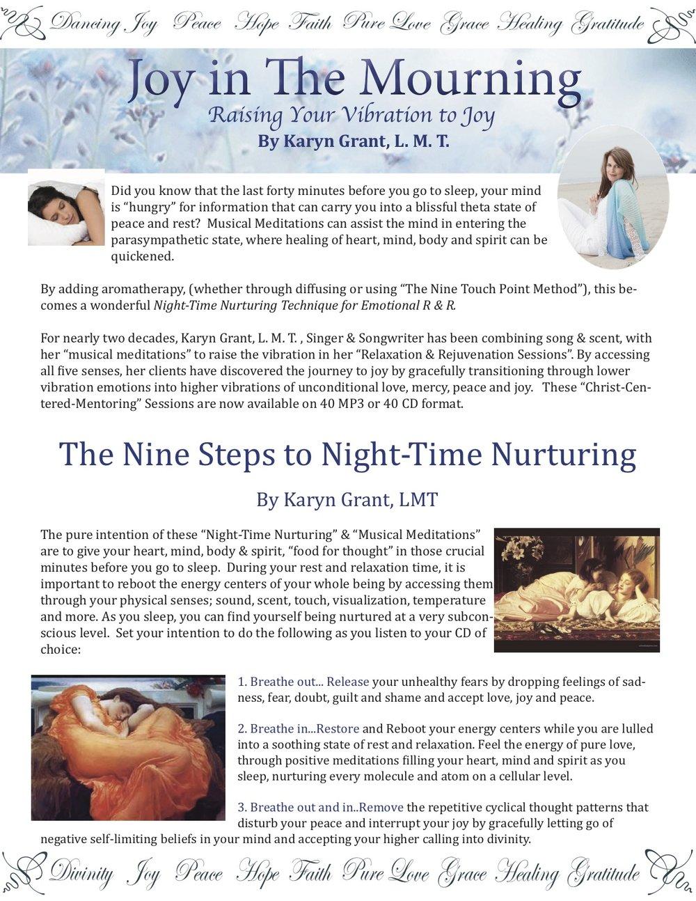 Nine Steps to Night-Time-Nurturing GIft  .jpg