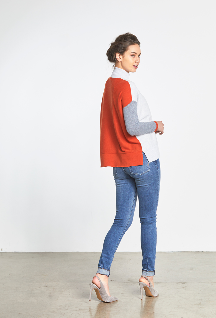 Colour Block Toni Roll Neck Back.jpg
