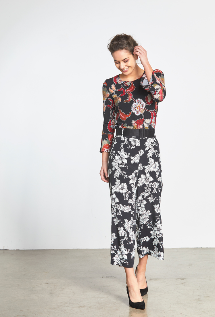 Fluted Sleeve T Maggie Pant.jpg