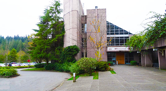 Virogin Biotech Ltd's Headquarters in Canada, located by University of British Columbia's (UBC) Vancouver campus
