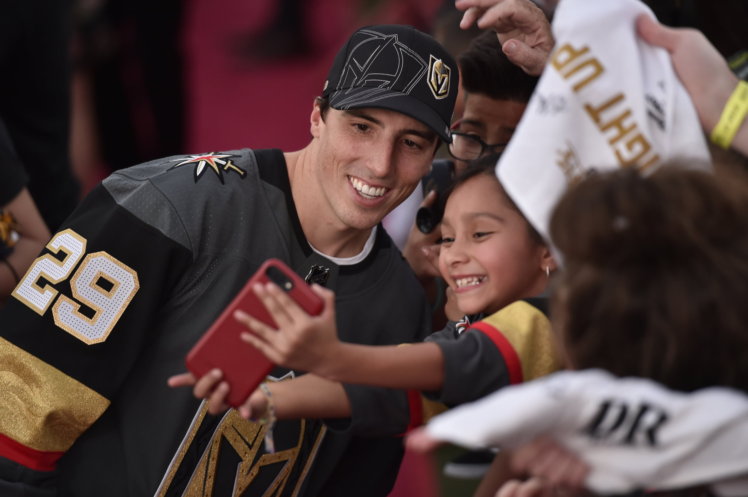 d5d2dc67359 VGK Lifestyle. All tagged Merchandise. Marc-Andre Fleury Ranks Third in NHL  Jersey Sales for 2018-19 Season