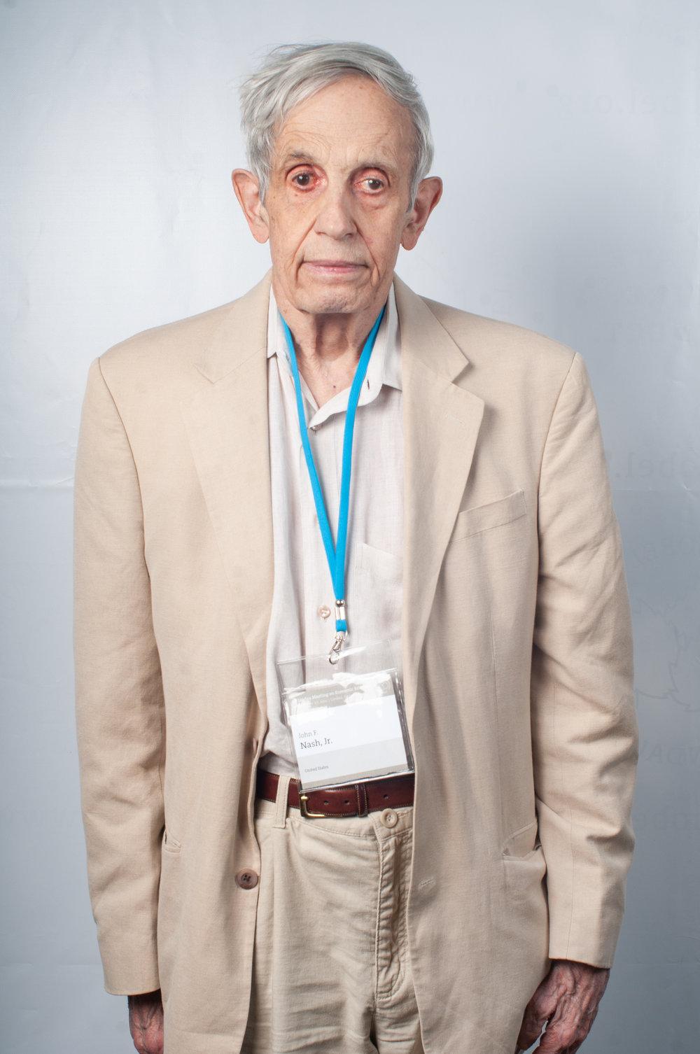 John Nash, August 2011