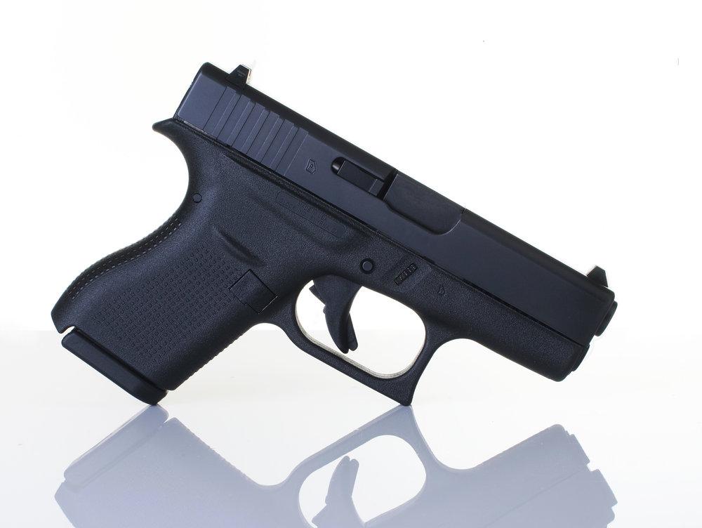 Glock 42 Compact .380 Cal