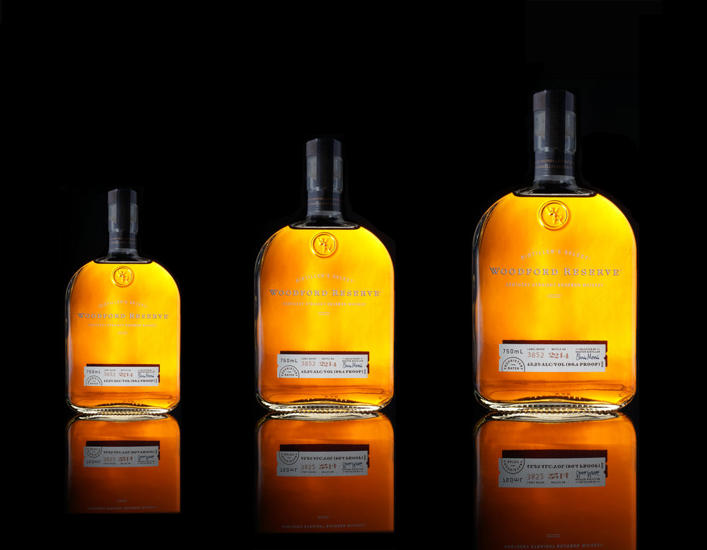 WoodFord Reserve Triple Threat Whiskey