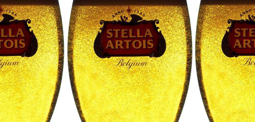 3 Stella Artois