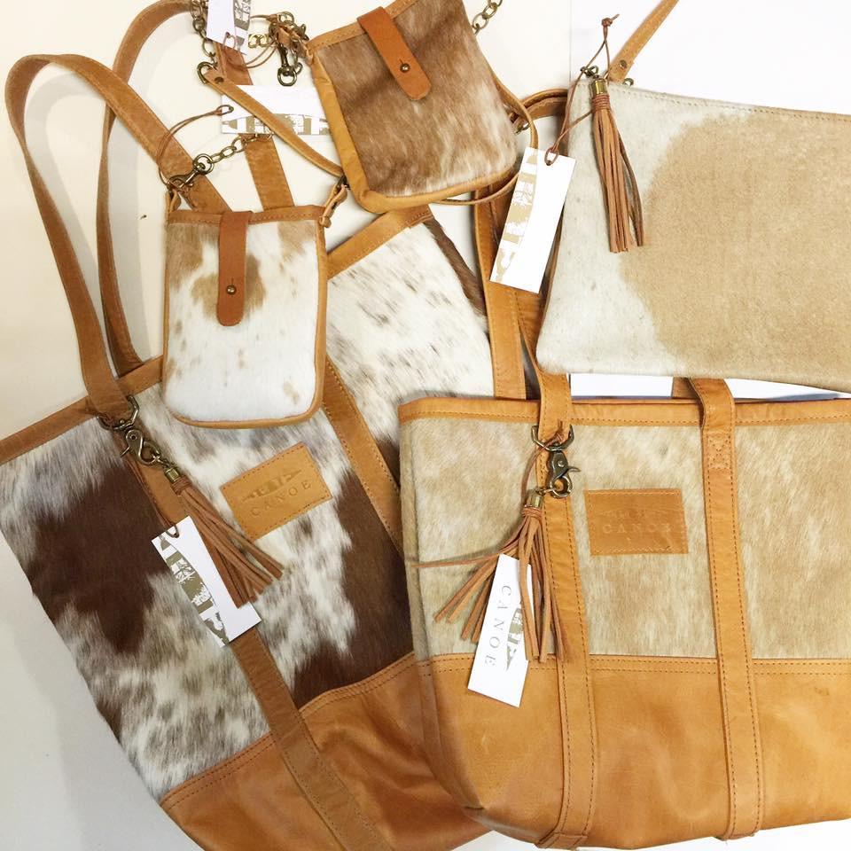 Canoe purses & handbags