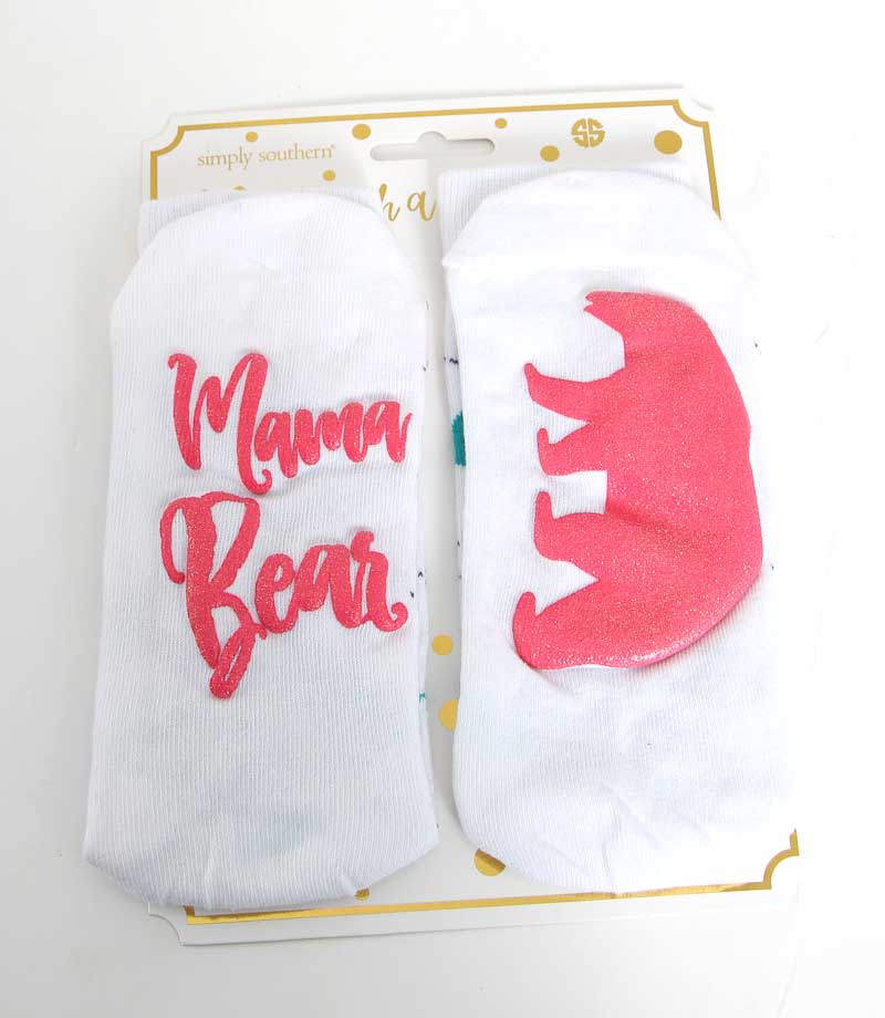 Simply Southern fleece socks