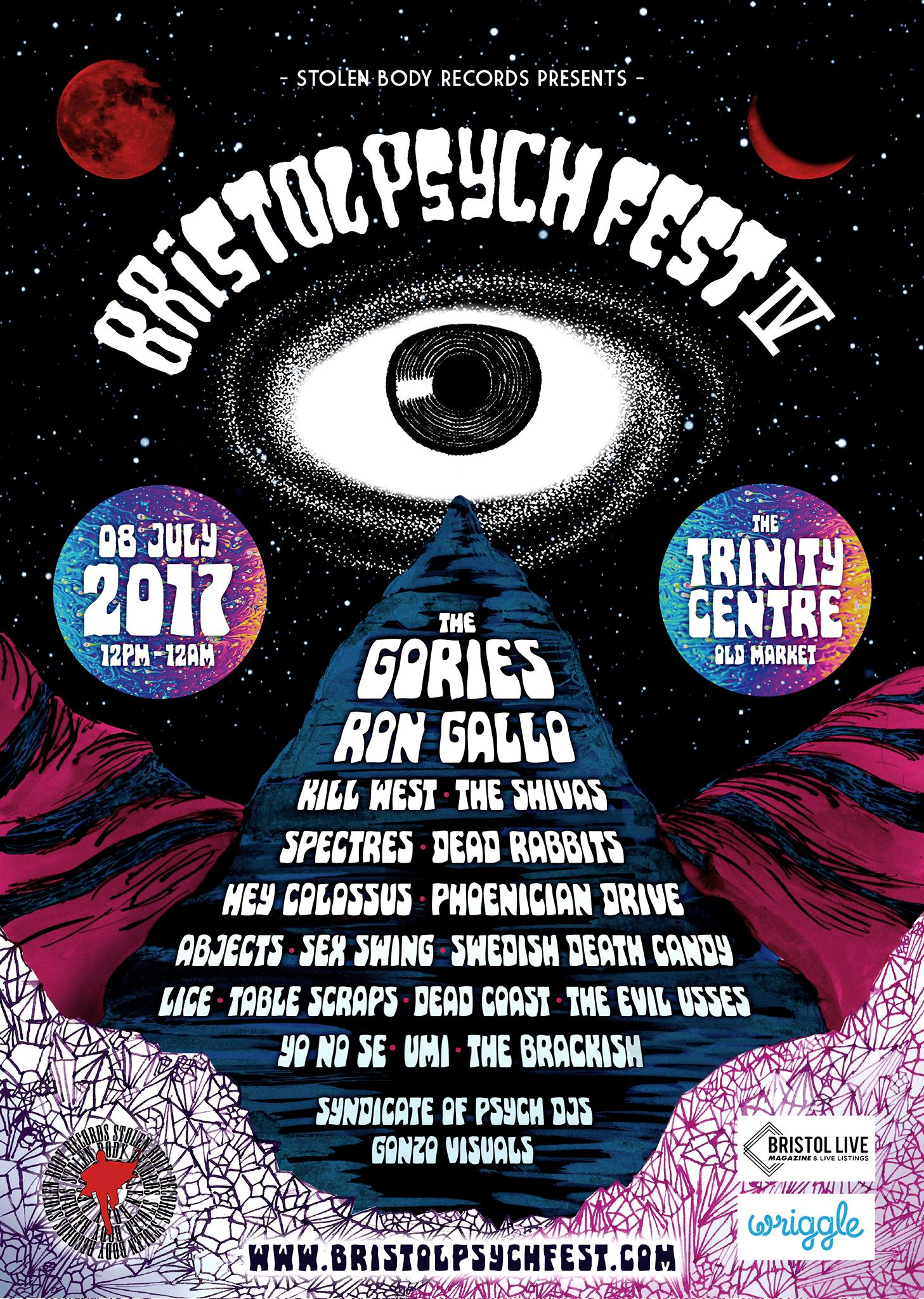 Bristol Psych Fest IV