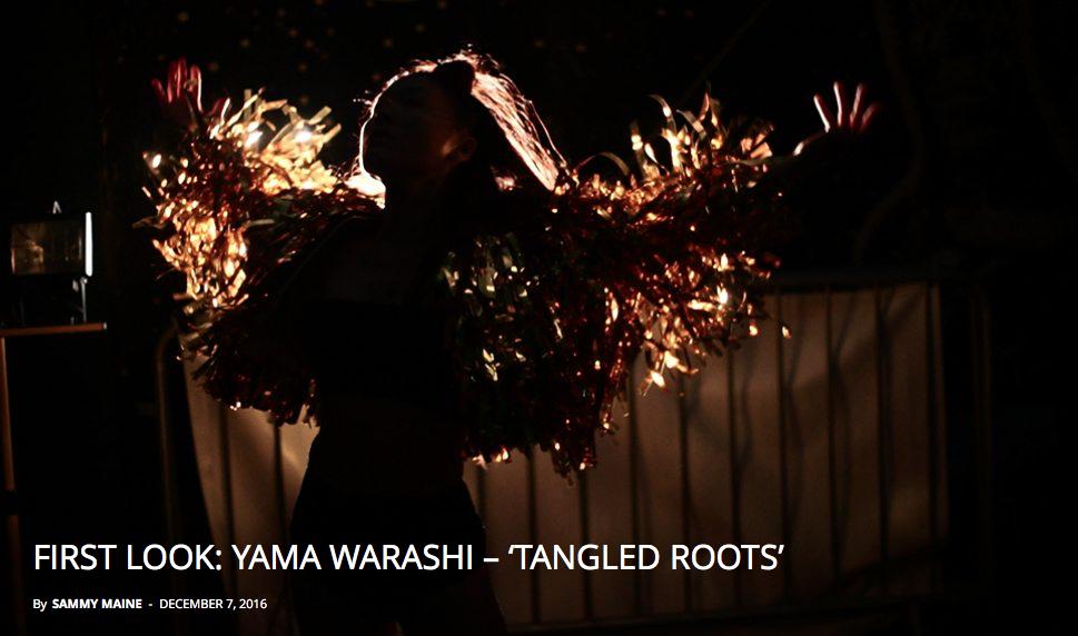 Yama Warashi Tangled Roots Video