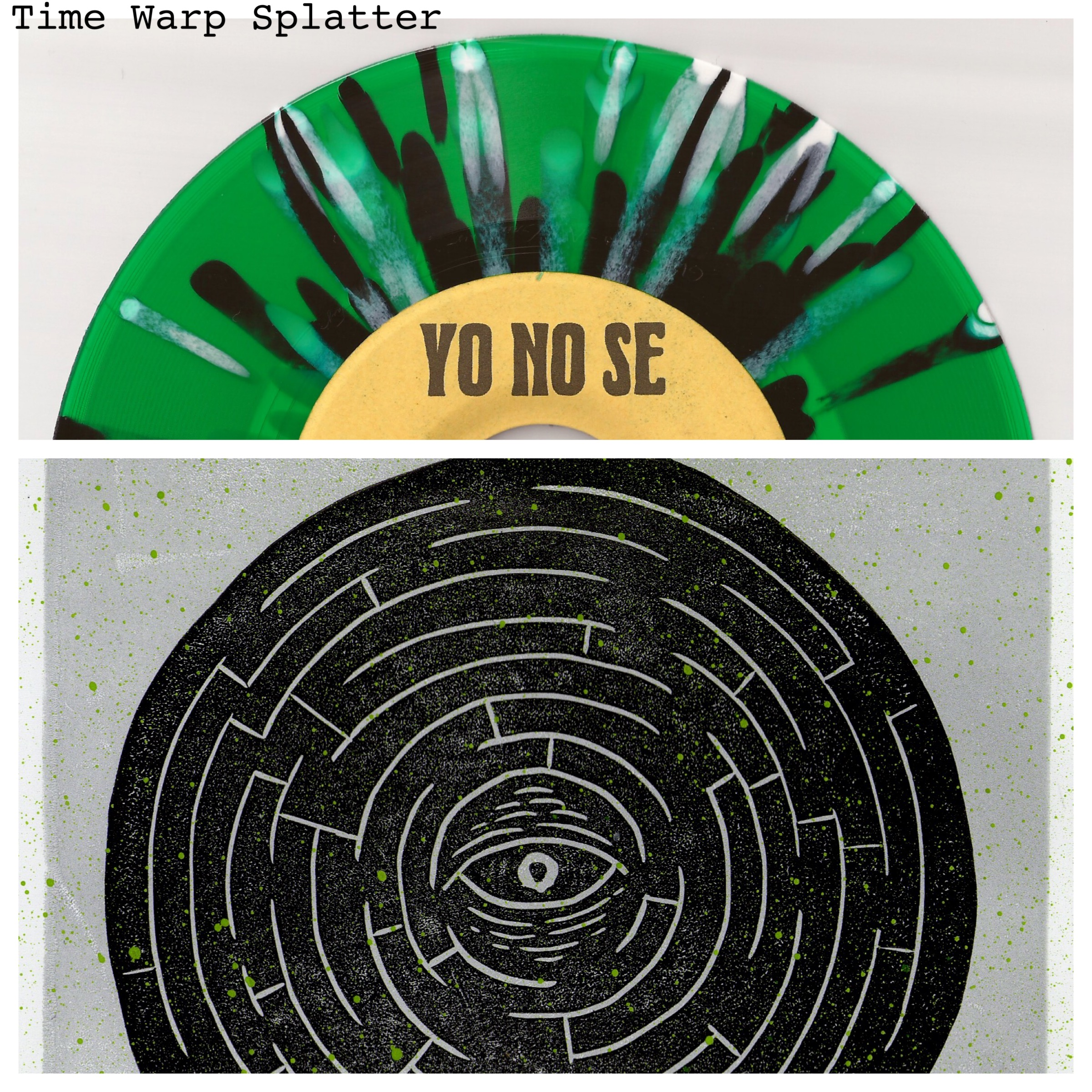 Yo No Se - The Sleeper Awakes