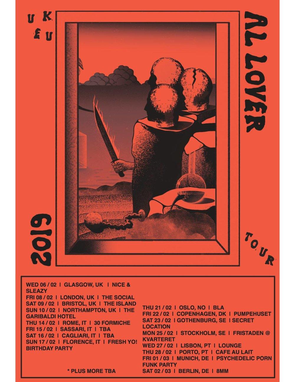 Al Lover Tour