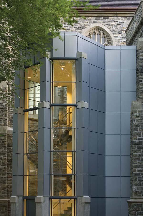 Duane Library_Photo_Duane Horz Tower Dusk.jpg