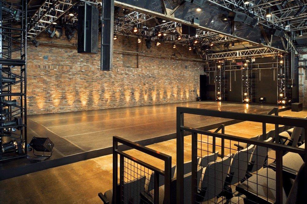 Cedar Lake Ensemble theater