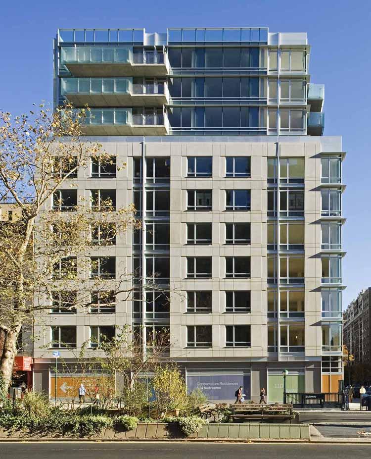 Broadway+110 exterior facade