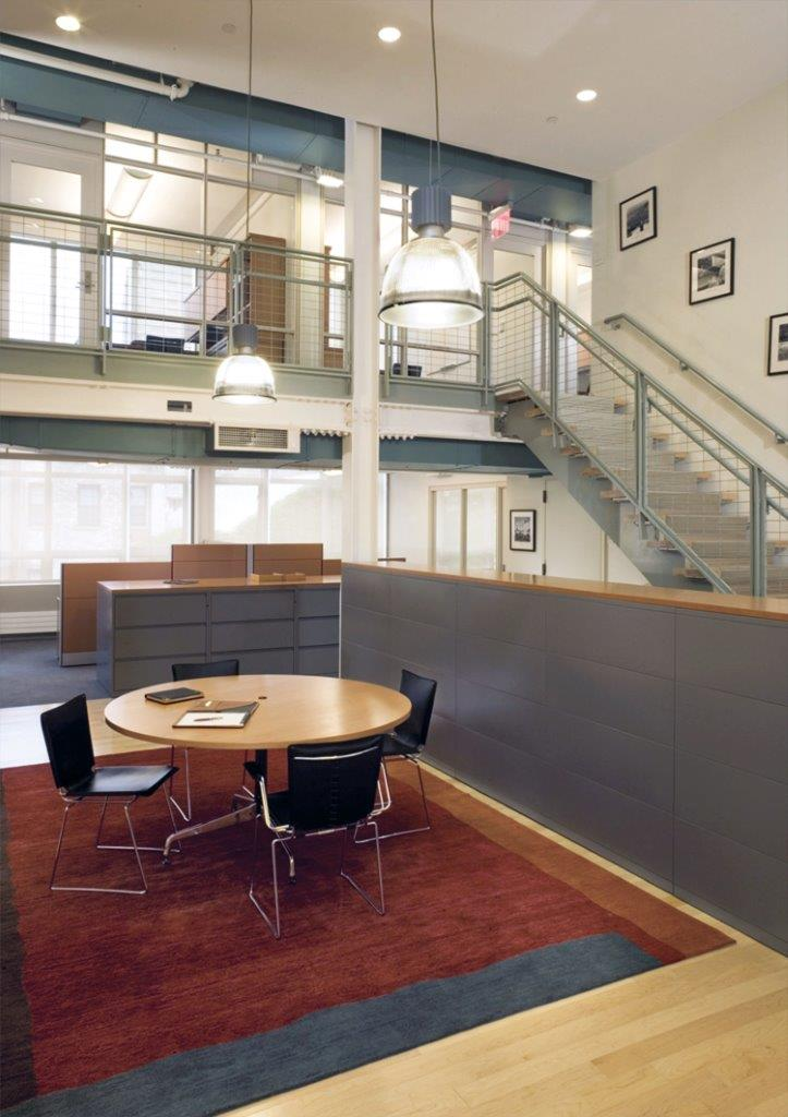Andrew W. Mellon Foundation meeting space