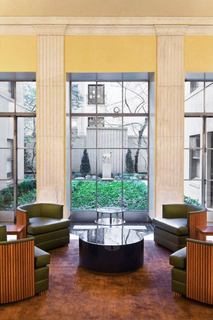 19 East 72nd Street lobby