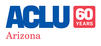 ACLU of Arizona 60th Anniversary Logo.png