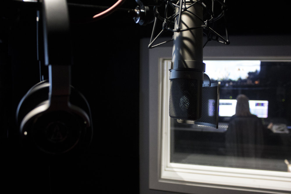 Two spacious voice-over booths and a large ADR/foley stage - We work seamlessly to facilitate remote sessions to any global location, from our secure facility to yours.