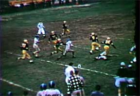 1957 Manasquan vs Freehold (in color)