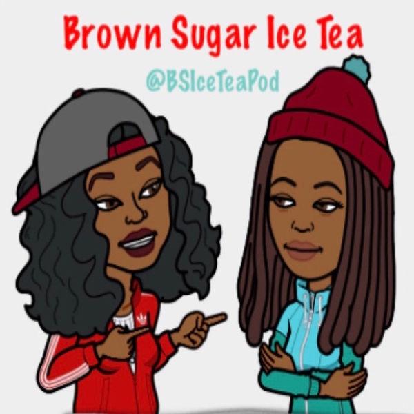 BROWN SUGAR ICE TEA