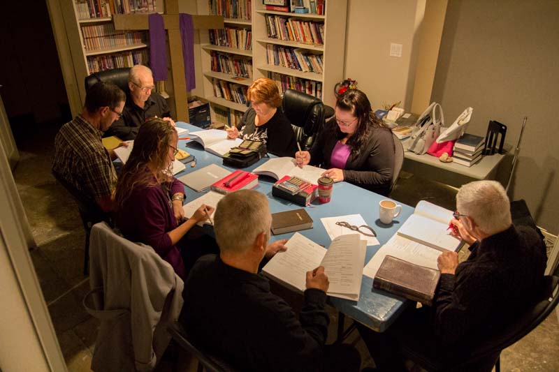 Adult Ministries at Vanderhoof Christian Fellowship