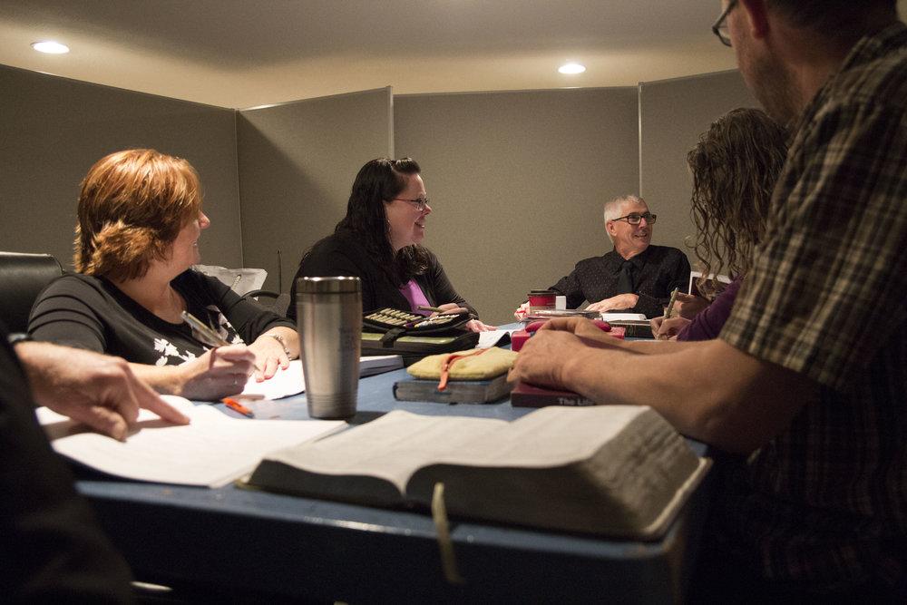 Small Groups at Vanderhoof Christian Fellowship
