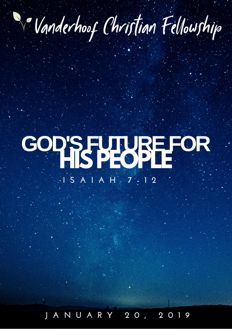 God's Future for His People