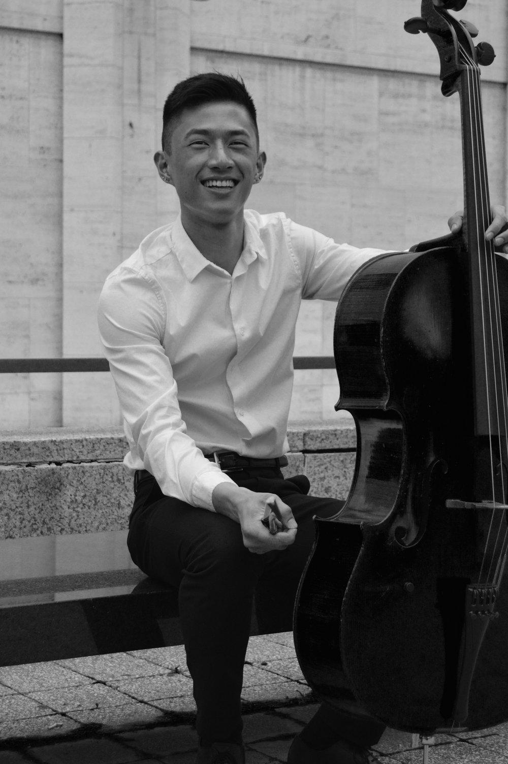 Matthew Chen*, Development Associate