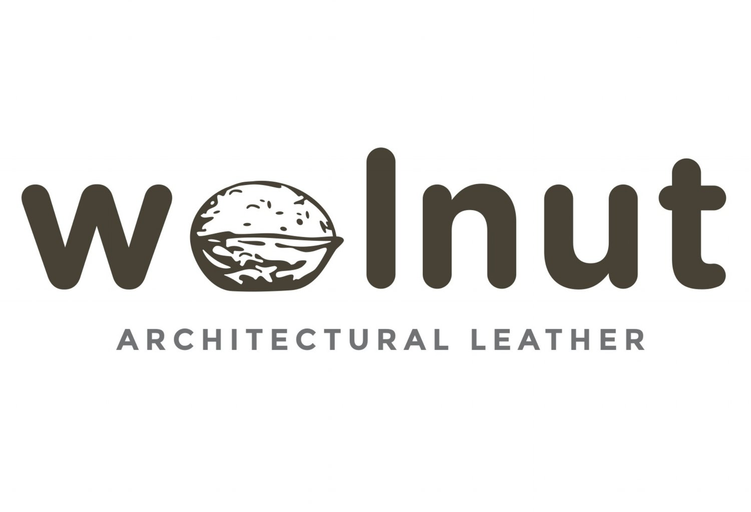 Walnut Architectural Leather