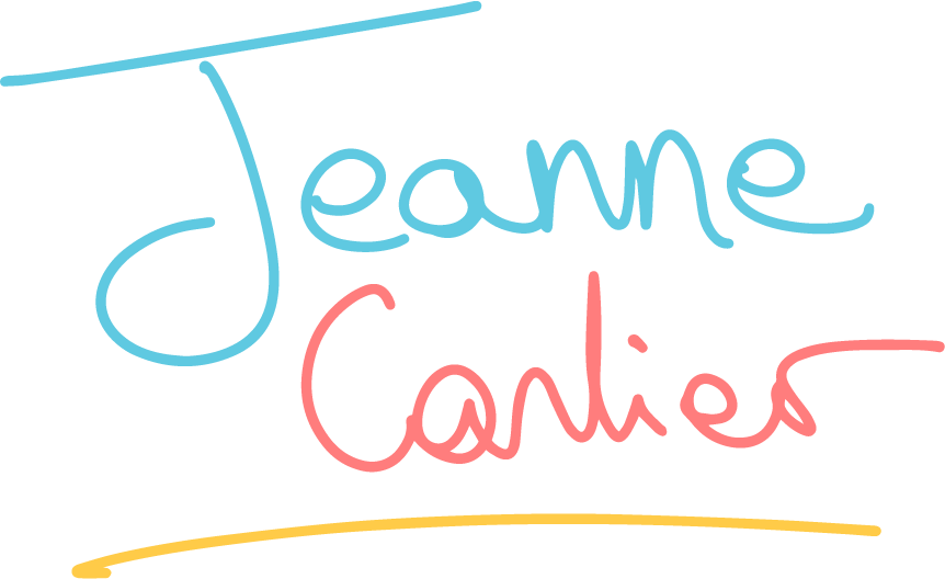 Jeanne Carlier Draws and Designs