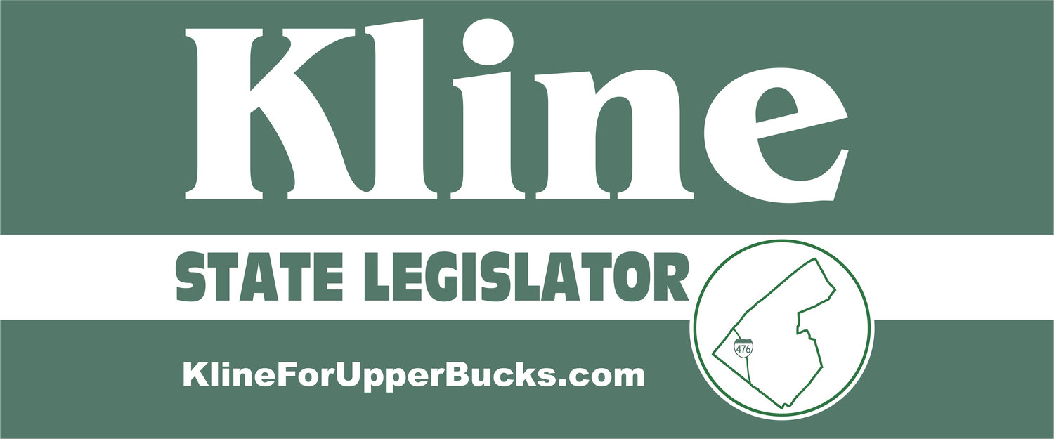 Brian Kline for Upper Bucks