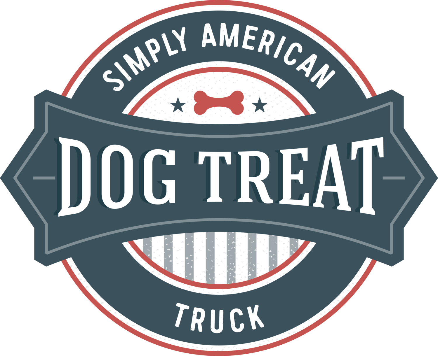 Simply American Dog Treat Truck