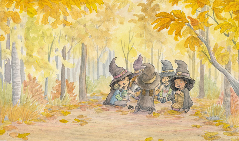 Fall Witches