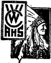 WCHAS Logo - circa 1920