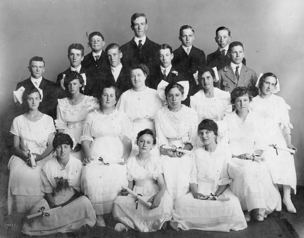 Mayfield Grammar School, 1914