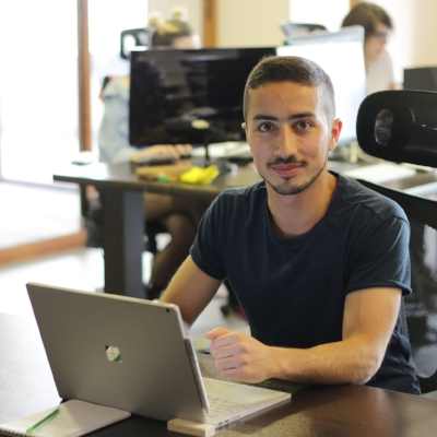 Khatchadour Israelyan - Khatchadour is a content and marketing strategist. He is a specialist in immersive content, marketing and production for lifestyle brands and entertainment. He was previously the creative director for Knoxlabs and Rodin. He will be serving as Head of Creative and Marketing.