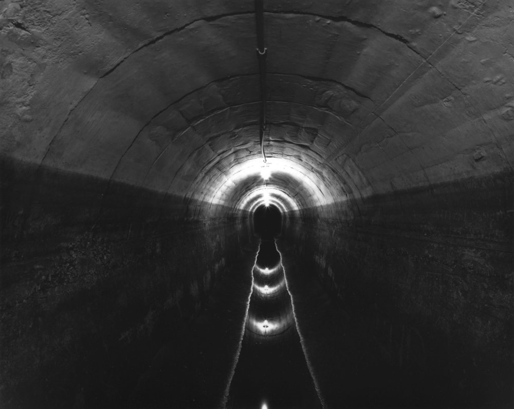 Old Croton Aqueduct, Ossining, New York, 1997