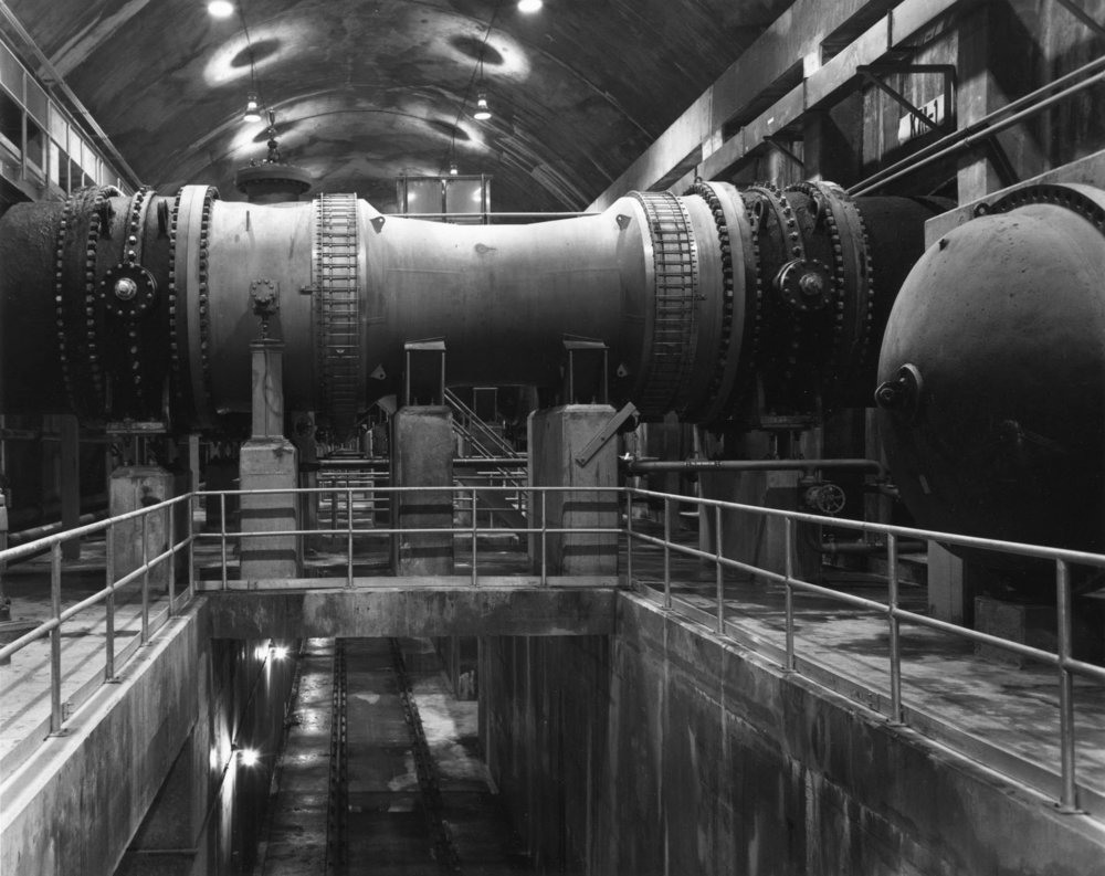 Valve Chamber, Shaft 2b, City Tunnel No. 3, Bronx, New York, 1993