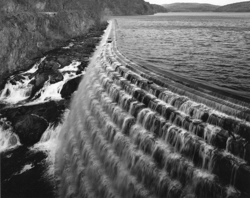 Spillway, New Croton Dam, Westchester, New York