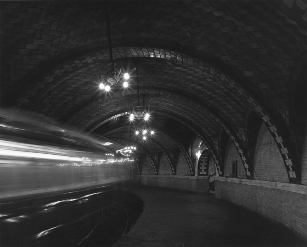 City Hall Subway Station, 1993